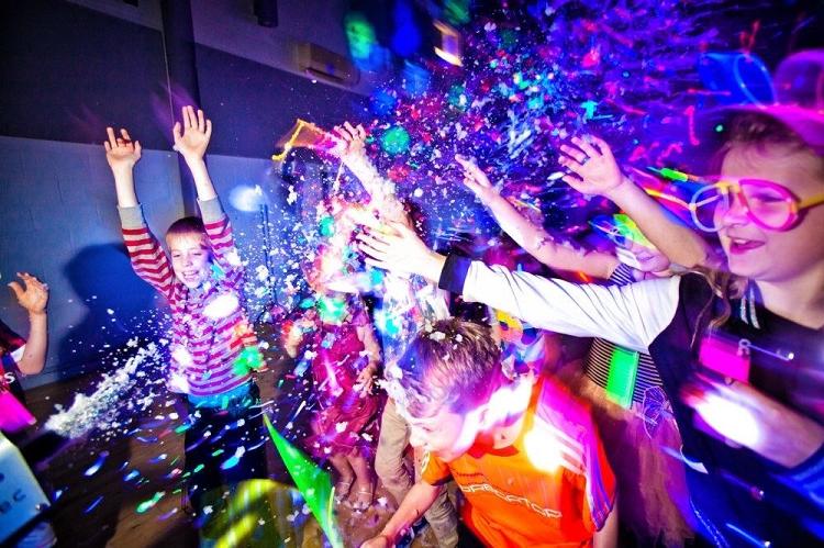 A Disco Party da Madalena